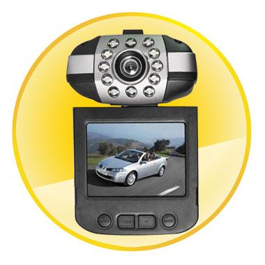 2.5 inch High-definition TFT Display 270-degree Rotating Display HD Traffic Recorder