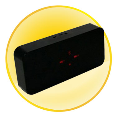 Touch Button Bluetooth Speaker for Smart Phones