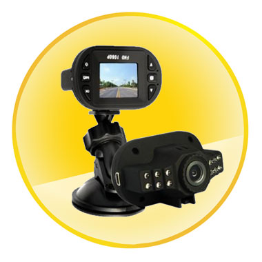 Hot Sale Mini Car DVR With 1.5 Inch TFT LCD Display