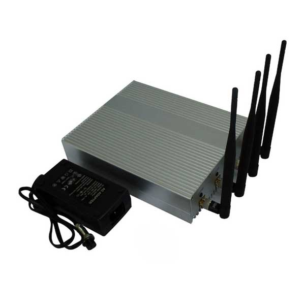 Power Adaptor Set for WiFi Jammer and Cell Phone Signal Blocker