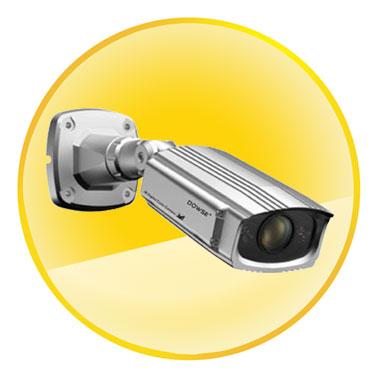 500TVL 40M IR Camera