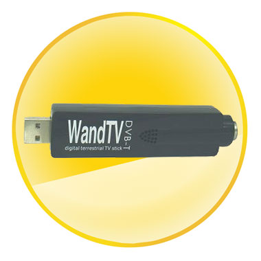 USB DVB-T Stick with 256MB RAM