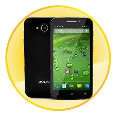 "5 Inch Android 4.2 HD Android Phone ""ZOPO ZP810"""