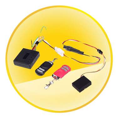 Motorcycle Special GSM Two-way Alarm