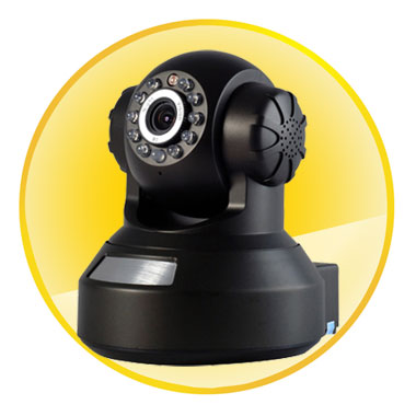 720P WDR High Performance Home Wireless IP Cameras