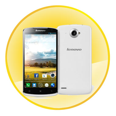 Lenovo S920 5.3inch Capacitive Touch Screen 1280x720 Android 4.2 MTK6589 Quad-core Phablet Smartphone