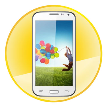5.0 inch 1.2GHz Quad-core Android 4.2.1 OS 3G Smart Phone