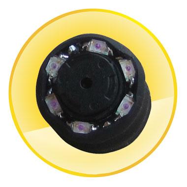 Ultra Small Night Vision High Definition CCTV Camera