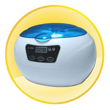 600ml Digital Deluxe Ultrasonic Cleaner