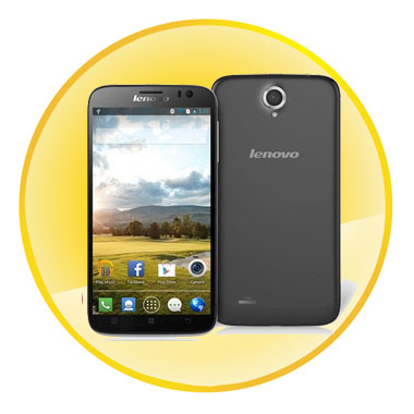 Lenovo A850 Multi-language 5.5inch Capacitive Touch Android 4.2 Quad Core Smartphone