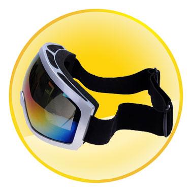 HD 720P UV Polarized Len Ski Goggle Camera