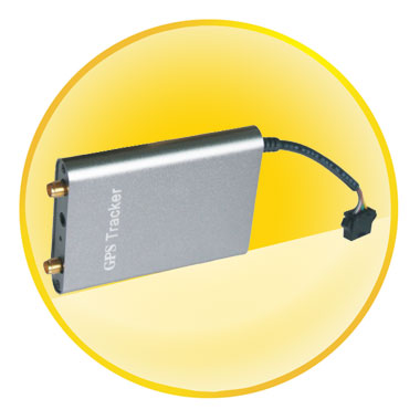 Top Grade Extra Slim AL Metal Case Vehicle GPS Tracker