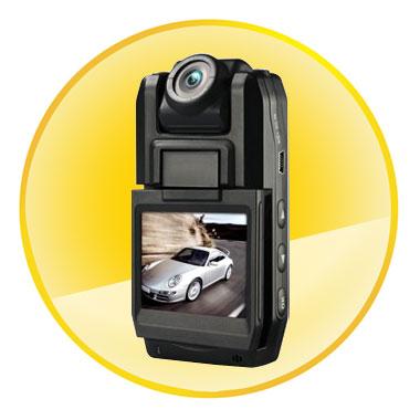 HD 720P Car Black Box with 1.5inch Display