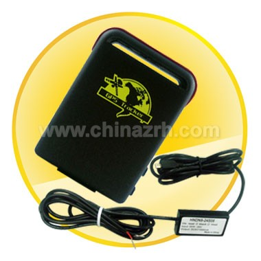 GSM/GPRS/GPS Tracker + Hard-wired Car Charger
