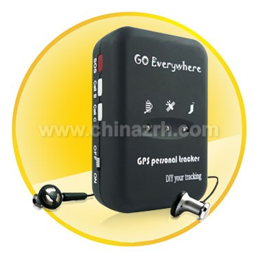 GPS/GSM/GPRS Tracker with SMS Message