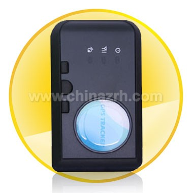 Personal Kids pets GPS Tracker with Display Location on Google Map & Location Text Description on Mobile Phone