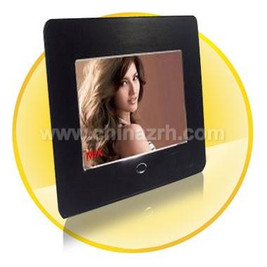 7inch Digital Photo Frame with Metal Frame