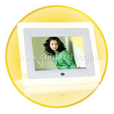 7inch Digital Photo Frame with LED light