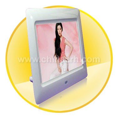 High Solution Digital Panel Photo Frame with Remote Controller