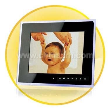 12inch Digital Photo Frame with LED Light + Black