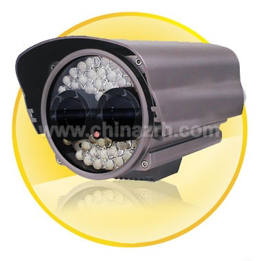 Dual Lens Day and Night Electric 80-meter IR Waterproof Camera + 1/3 inch SONY CCD