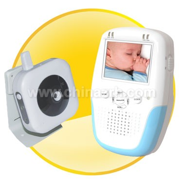 2.4GHz Lovely Baby Monitor with 2.5 Inch Screen