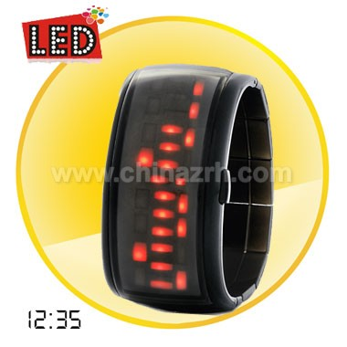 Anno Domini - Japanese Red LED Watch