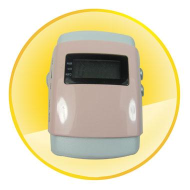 Multifunction Pedometer with FM Radio