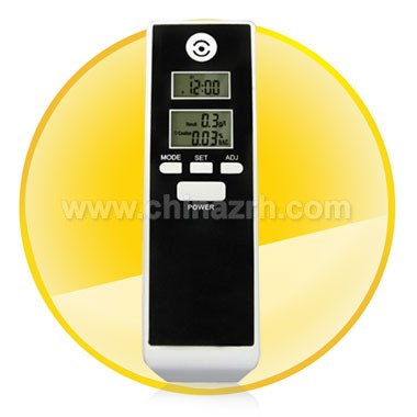 Alcohol Tester with Digital Display with Red Backlight