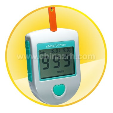Blood Glucose Meter with 70Groups Memory Functoin