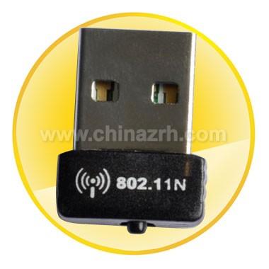 Mini Wireless LAN Adapter USB 802.11N 150M