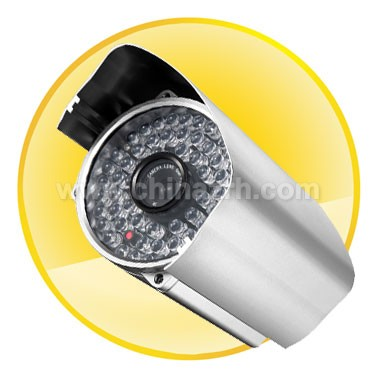 60m IR Waterproof Camera with 1/3Inch Sony Super EX-VIVE CCD + 540TVL