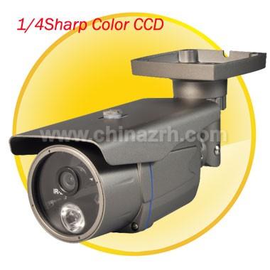 5-30m IR Waterproof Camera with 1/4 inch Sharp Color CCD + 420TVL