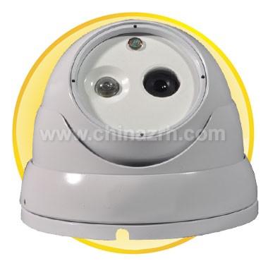 5-20m IR Dome Camera with 1/3inch Sony EX-VIWE CCD + 420TVL