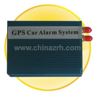 GPS Car Alarm System + GSM