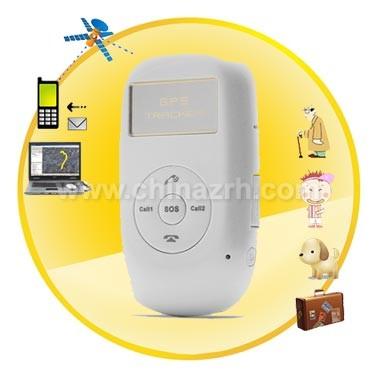 Quadband GPS Tracker + Two Way Calling+SMS Alerts