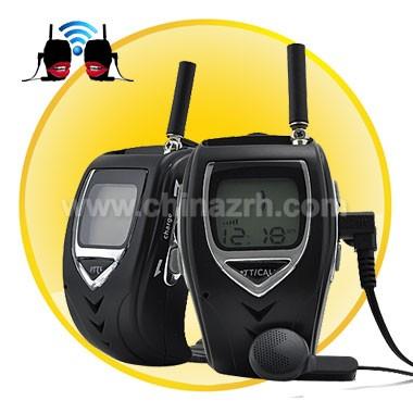 Walkie Talkie Watch Set - Pro Geek Gear - EU