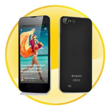 5 Inch FHD 441PPI Retina Screen Quad Core Android Phone