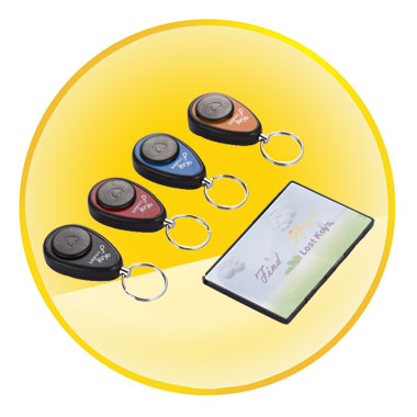 Radio Frequency Receiver Card Electronic Key Finder