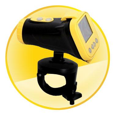 Waterproof 1080P HD Mini Wide Angle Sports Camera with 1.5inch LCD Screen