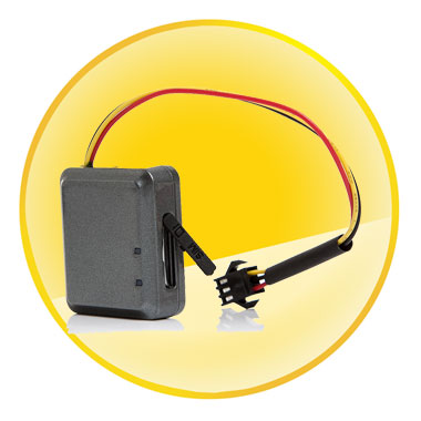 Vehicle Tracker Motorcycles Anti-Thief GSM GPS Tracker & Alarm System