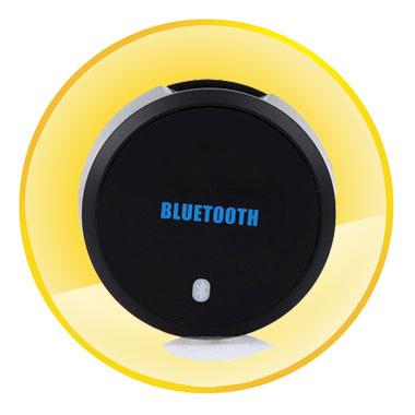 Wireless Bluetooth 3.0 Music Audio Dongle Receiver Handfree for iPhone iPad iPod Samsung Black