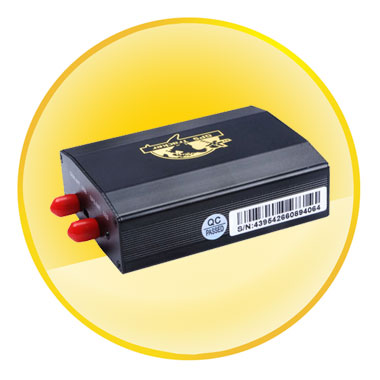 Quad Band Real Time GPS Car Tracker Support Dual Sim Card