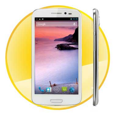 5.3 inch IPS Screen Android 4.2 Smart Phone with MTK6589 Quad Core   CPU