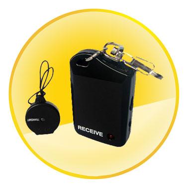 Portable Anti-lost Alarm