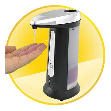 Innovative No-Drip Design Automatic Soap Dispenser