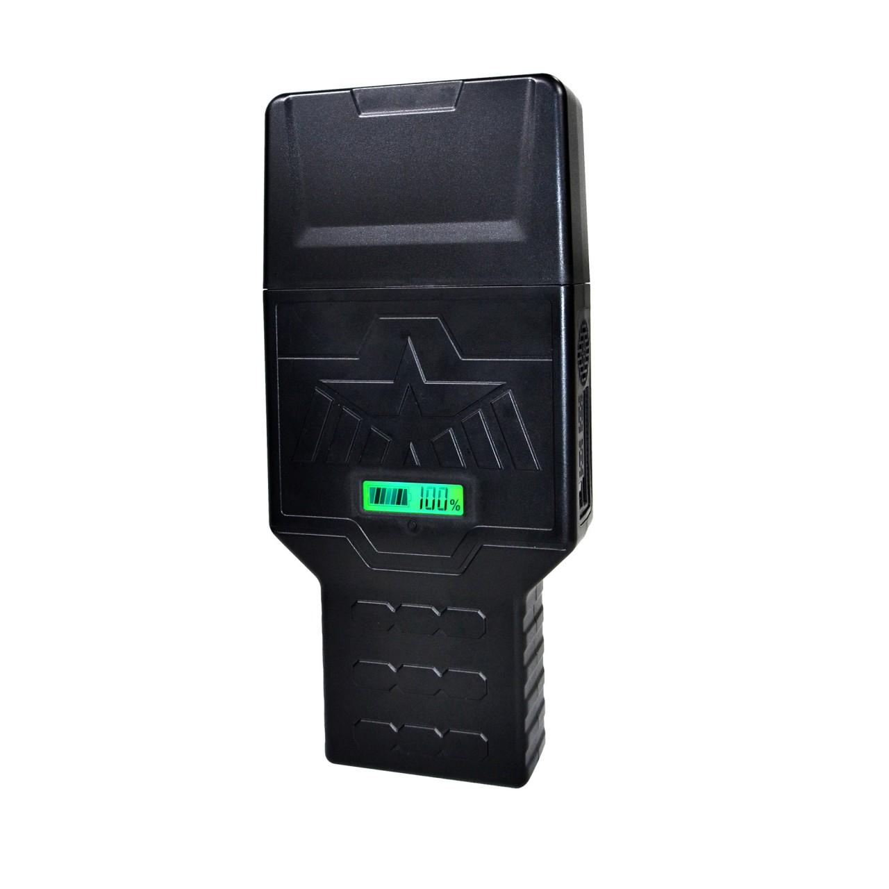Muti-functional Portable Hidden 16 Antennas 5G Cell Phone Jammer WiFi GPS UHF VHF RC All In One Signal Blocker