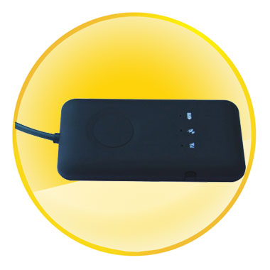 Extra Slim Water-proof GPS Tracker with Turn off Engine & Power Down Alarm