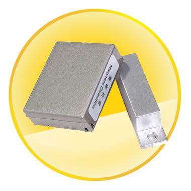 Four Frequency Door Magnetic Monitoring