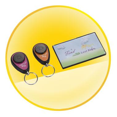 Wireless Remote Control Card Goods Finder